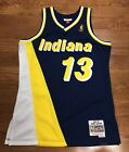 Indiana Pacers Mark Jackson Mitchell & Ness Swingman Jersey on eBay