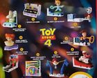 2019 McDONALD'S DISNEY TOY STORY 4 HAPPY MEAL TOYS, YOU PICK, NEW, SHIPPING NOW!