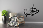 But First Coffee Wall Art Decal Quote Q114