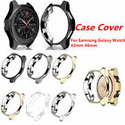 For Samsung Galaxy Watch 42mm 46mm Accessories TPU Plating Protection Case Cover image