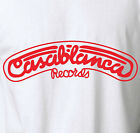 CASABLANCA RECORDS T-Shirt Vintage Retro Kiss Label Rock S-6XL 100% Cotton Tee image
