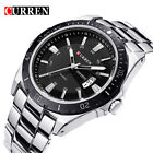 CURREN Watches Men's Boys Quartz Watch Fashion Sports Analog Casual Wristwatch image