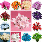 140 TIGER LILY Lilies Silk Flowers SALE WEDDING PARTY DECORATIONS WHOLESALE