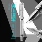 Transparent   wing sung 3013  Vaccum Filling Fountain Pen EFF Nib фото