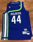 Atlanta Hawks Pete Maravich Adidas Swingman Jersey on eBay