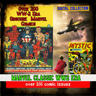 Marvel Classics Comics Collection - over 200 Obscure issues - 1940s superhero image