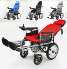 Folding Electric Power Wheelchairs Elderly Disabled Mobility Scooter Dual Motors