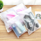 Portable Travel Storage Waterproof Shoes Organizer Bag Plastic Packing Bag Pouch