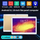 10.1'' 64GB Android 8.1 Tablet PC 10 Core HD WIFI 2 SIM 4G RAM Phablet Camera