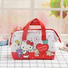 Hello Kitty My Melody Twin Stars Lunch Box Bag Storage Handbag Insulation Picnic