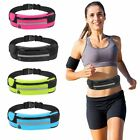 Sports Fanny Pack Belly Waist Bum Bag Fitness Running Jogging Cycling Belt Pouch image