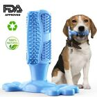 Pet Toothbrush Dog Brushing Stick Dogs Pets Oralcare Teeth Cleaning Chew Toy