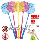 Lots HEAVY DUTY FLY SWATTER PACK Plastic Bug Mosquito Insect Wasp Killer Catcher