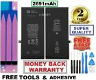 Lot Replacement Internal Battery Cell for iPhone 5 5S 6 6S 7 6 Plus +Tools Kit