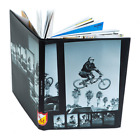S&M BMX BIKES BEHIND THE SHIELD BOOK CHRIS MOELLER S&M 30 YEAR ANNIVERSARY