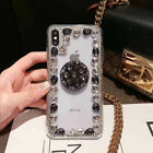 Luxury Bling Diamond Case Pop Up Holder Stand For Samsung Galaxy A750/S7/S7edge