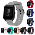 20mm Silicone Band Strap Youth Smart Watch Replacemen For Huami Amazfit Bip image