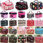 Внешний вид - Womens Makeup Cosmetic Toiletry Wash Bag Case Multifunction Pouch Zip Organizer
