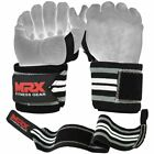 Power Weight Lifting Wrist Wraps Supports Gym Workout Bandage Straps Grip 18