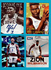 ZION WILLIAMSON RATED ROOKIE ACEO CUSTOM 1 TO 5 CARDS DUKE PELICANS U PICK LOTS  image