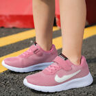 Kids Sneakers Mesh Breathable Sports Athletic Walking Running Shoes Boys Girls