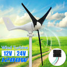 1200W 12V/24V 3 Blade Horizontal Wind Turbine Generator Power Charge Controller  for sale  Shipping to Canada
