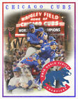 Chicago Cubs 2016 World Series - poster print on Ebay