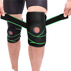 Knee Brace Patella Stabilizer Support Joint Pain Compression Sleeve Gym Sports*2