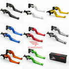 3D Brake Clutch Levers For Triumph TIGER 800 XC XCX XR XRX 2015-2018 Short Long $29.69 USD on eBay