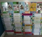Cricut Cartridges (selection) all Linked-great condition *Some Rare/Discontinued