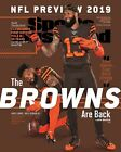 Odell Beckham Jr Cleveland Browns Sports Illustrated Cover photo -select size on eBay