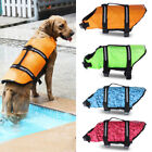 Внешний вид - Pet Swimming Safety Vest Dog Life Jacket Reflective Stripe Preserver Puppy US