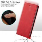 For Oppo F5 A73 Case R15 Pro Retro Leather Magnet Flip Card Slot Kickstand Cover