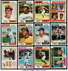 1974 Topps Baseball Card Singles #251-500  (YOU PICK CARDS) $1.50 FREE SHIPPING $1.5 USD on eBay