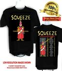 Squeeze 2019 Band Concert t shirt image