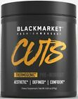 BLACKMARKET LABS - CUTS Pre Workout 30 Servings (Choose Flavor)
