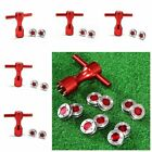 Red Golf Accessories Putter Screw Wrench Golf Wrench Weight Spanner Tool
