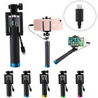 Fulmine Cavo Monopiede Selfie Bastone per IPHONE Apple 7 8 x XR XS Massimo -
