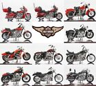 Maisto Motorcycle 1/18 Motorbike Harley Davidson Fit Design in Blister Choice $11.02 USD on eBay