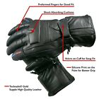 LEO All-Season All Purpose Motorbike Leather Gloves for Men with EASA Foam $14.13 USD on eBay