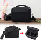 Canvas Camera Bag Shoulder Messenger Carry Insert Pouch Case For Sony Canon