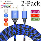 For Samsung Galaxy Note 10+ Plus S10 5G USB Type C Fast Charging Charger Cable