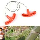 Camping Stainless Steel Wire Saw Outdoor Portable Emergency Survival Gear Tool