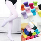Multicolor Girls Kids Tights Dance Ballet Socks Velvet Pantyhose Stockings NEW