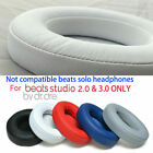 2 PCS Replacement Ear Pads Earpads for Beats-by Dre Studio 2 3 Wireless Part New