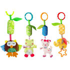 Infant Baby Stroller Hanging Toys Animal Rattles Ring Bell Toys Seat Bed Crib
