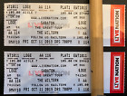 SABATON 2 - tickets to the Wiltern Theatre, Los Angeles Friday 10/11, Row-AA