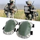 4 Pcs/lot Adult Tactical Combat Protective Pad Set Professional Gear Sports Mili image