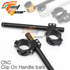 TFG CNC Handle bars Clip-On For Triumph Speed Triple 1050 07-12 $71.1 USD on eBay
