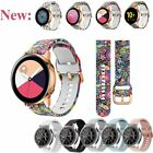 For Samsung Galaxy Watch Active 2 Gear 40/42/44mm Loop Watch Band Strap Silicone image